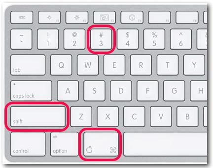 Klavye-Shortcuts