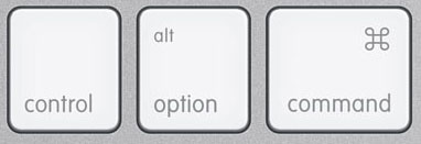 control-option-command