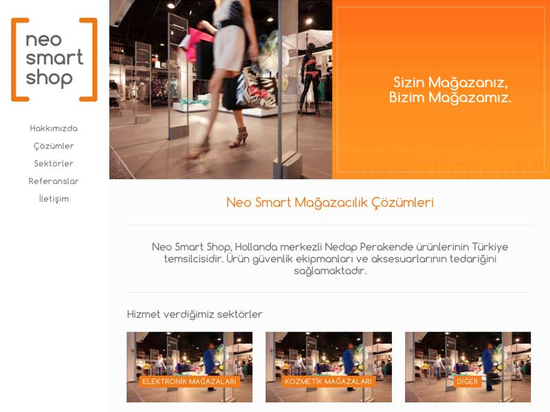 Neo Smart Shop