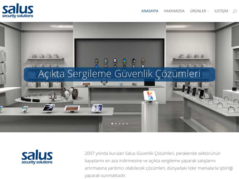 Salus Security Solutions