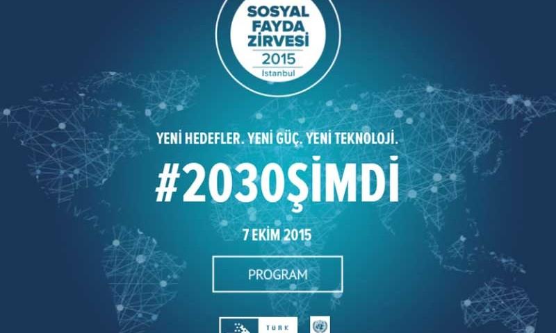 Sosyal Fayda Zirvesi 2015 İstanbul Buluşması