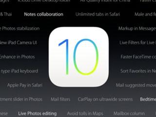 iOS 10 Eğitimi